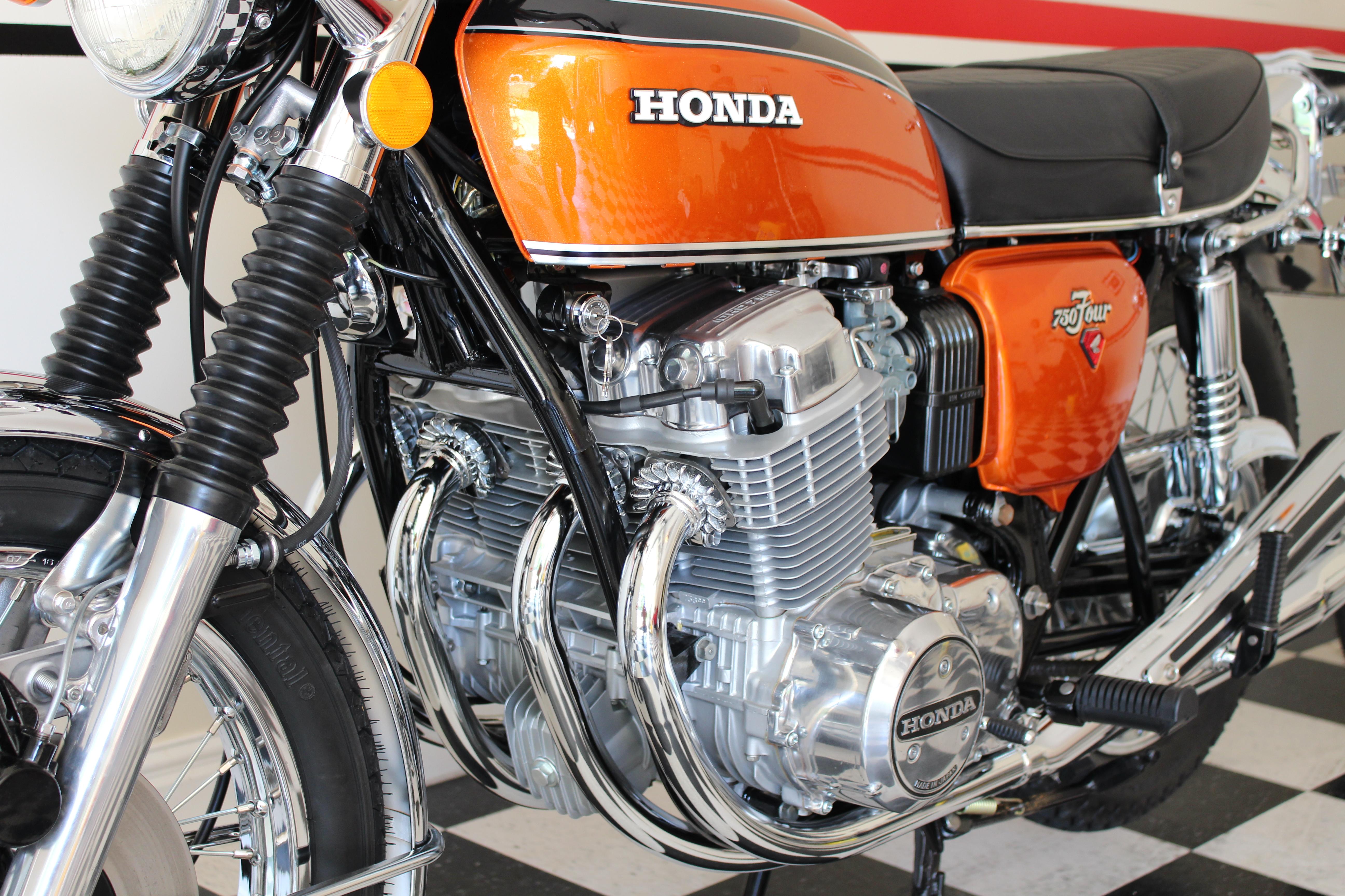 1973 honda 750 for sale in utah orange 1972 honda 750 1972 honda 750 orange right side publicscrutiny Choice Image