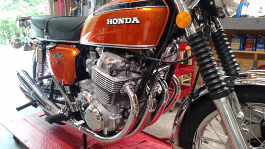 1973 honda 750 for sale in utah orange 1972 honda 750 publicscrutiny Choice Image