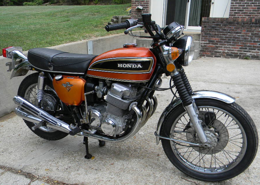 honda 750 buyer's guide by honda 750 expert 1973 bsa 750 1973 cb 750 kick start wiring #20
