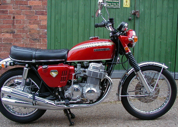 1969 Honda 750 K 1 Wiring - Block And Schematic Diagrams •