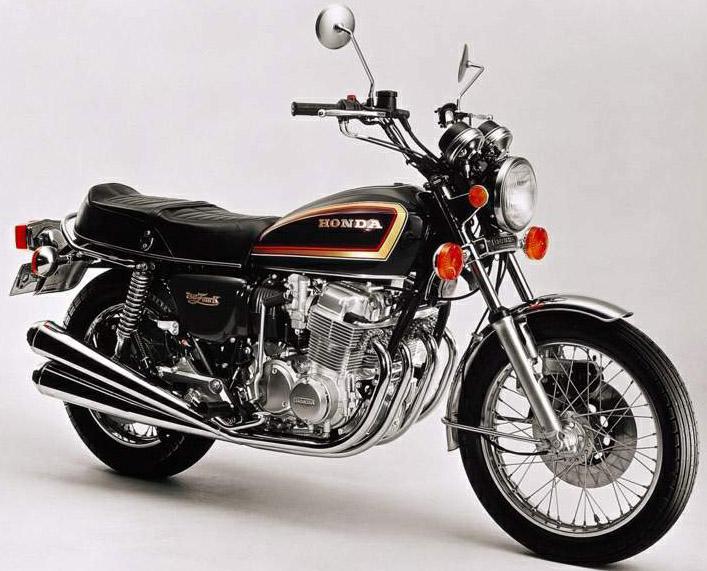 Honda 750 buyers guide by honda 750 expert black 1977 honda 750k publicscrutiny Choice Image