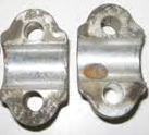 front axle holders CB750