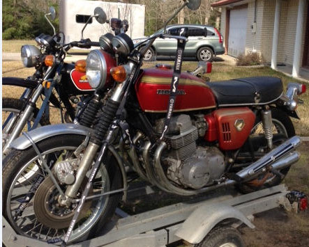 Honda 750 for sale 1970 red